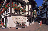 France,Alsace,Europe,Departement 67,Bas-Rhin,Strasbourg,'Petite France',Houses