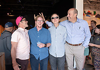 Opening Reception: Bob's Petite Theatre in the new Oxy Arts community art center in Highland Park, located on the corner of York Blvd. and Armadale Ave. (4757 York Blvd.) photographed on May 28, 2019. The exhibit features work from the Bob Baker Marionette Theater and Compass Rose.<br />