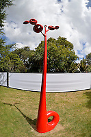 Greg Bloomfield, Duncan, Shapeshifter 2014, Civic Gardens, Lower Hutt, Wellington, New Zealand on Sunday 2 March2014.<br /> Photo by Masanori Udagawa.<br /> www.photowellington.photoshelter.com.