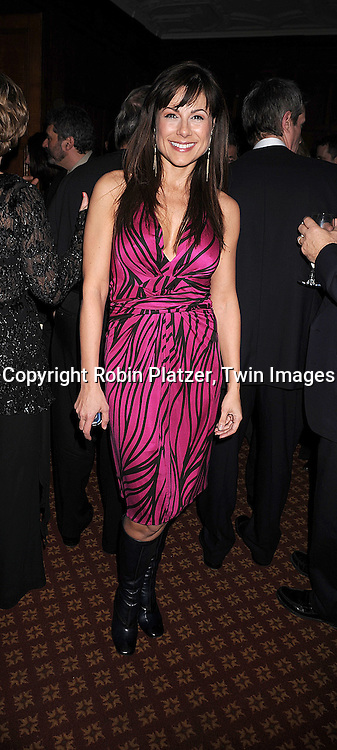 Marie Wilson.at The American Federation of Television and Radio Artists Dinner honoring jounalist Sam Donaldson, actress Susan Lucci and singer Maureen McGovern with The AMEES Awards which stands for The Aftra Media and Entertainment Excellence Awards. The event was on .January 28, 2008 at Gotham Hall in New York City. ..Robin Platzer, Twin Images