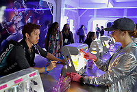 FX FEARLESS FORUM AT SAN DIEGO COMIC-CON© 2019: FX FEARLESS FORUM activations on Friday, July 19 at SAN DIEGO COMIC-CON© 2019. CR: Brandon Means/FX/PictureGroup © 2019 FX Networks