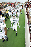 DENTON, TX AUGUST 30:  Johnny Quinn #81 - North Texas Mean Green Football vs University of Oklahoma Sooners at Memorial Stadium in Norman on August 30, 2003 in Norman, OK. OU won 37-3. Photo by Rick Yeatts