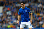 Everton's Gareth Barry during the pre season friendly match at Goodison Park Stadium, Liverpool. Picture date 6th August 2017. Picture credit should read: Paul Thomas/Sportimage