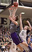 Fayetteville at Bentonville basketball 2/26/16