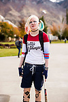 _E1_2471<br /> <br /> 1610-85 GCI Halloween Costumes<br /> <br /> October 31, 2016<br /> <br /> Photography by: Nathaniel Ray Edwards/BYU Photo<br /> <br /> &copy; BYU PHOTO 2016<br /> All Rights Reserved<br /> photo@byu.edu  (801)422-7322<br /> <br /> 2471