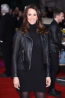 "Andrea McLean<br /> arrives for the premiere of ""The Time of Their Lives"" at the Curzon Mayfair, London.<br /> <br /> <br /> ©Ash Knotek  D3239  08/03/2017"
