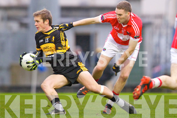 Crokes v  Dingle in the Senior County Final at Austin Stack Park on Sunday.
