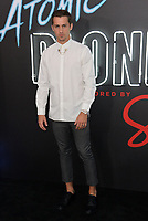 Cody Johns at the premiere for &quot;Atomic Blonde&quot; at The Theatre at Ace Hotel, Los Angeles, USA 24 July  2017<br /> Picture: Paul Smith/Featureflash/SilverHub 0208 004 5359 sales@silverhubmedia.com