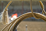 Lasso detail, Deschutes County Fair and Rodeo, Central Oregon