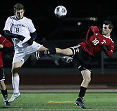 Walled Lake Central at Troy, Boys Varsity Soccer, 11/01/17