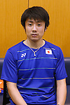 Hiroyuki Endo (JPN), JULY 19, 2016 - Badminton : Training for Rio Olympic Games in Tokyo, Japan. (Photo by Sho Tamura/AFLO SPORT)