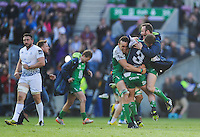 28/05/2016;Guinness Pro12 Final<br /> Connacht players celebrate after the match.<br /> Photo Credit: actionshots.ie/Tommy Grealy