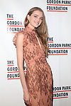 Mmodel Vlada Roslyakova attends THE GORDON PARKS FOUNDATION HONORS CONGRESSMAN JOHN LEWIS, MAVIS STAPLES,<br />