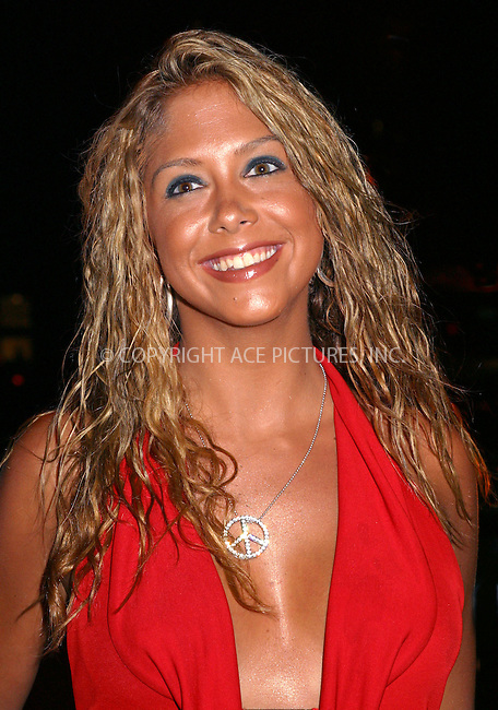 Singer Samantha Cole arrives at the opening of GQ Launge in New York, September 4, 2002. Please byline: Alecsey Boldeskul/NY Photo Press.   ..*PAY-PER-USE*      ....NY Photo Press:  ..phone (646) 267-6913;   ..e-mail: info@nyphotopress.com......Linda