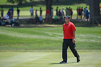 Patrick Reed (USA) heads down 7 during 3rd round of the World Golf Championships - Bridgestone Invitational, at the Firestone Country Club, Akron, Ohio. 8/4/2018.<br /> Picture: Golffile | Ken Murray<br /> <br /> <br /> All photo usage must carry mandatory copyright credit (© Golffile | Ken Murray)