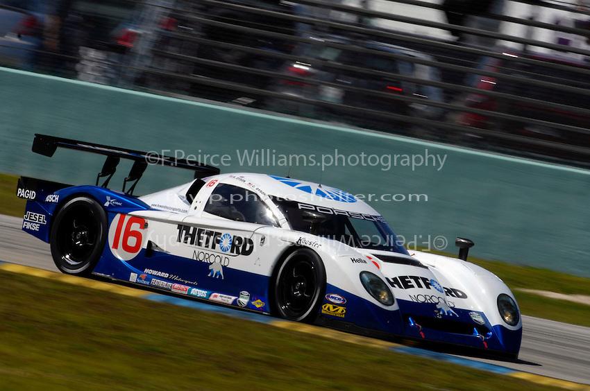 #16 Thetford Porsche/Crawford of Rob & Chris Dyson