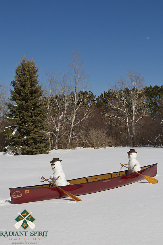 &quot;Whitewater Canoeing&quot;<br />