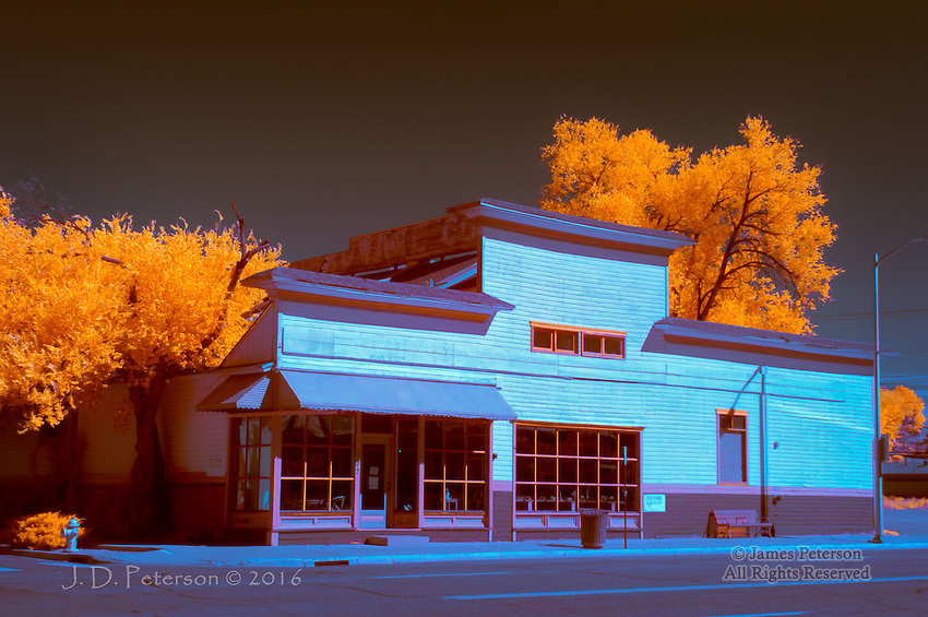 Artifacts Gallery (Infrared) - Site of Farmington High School - Class of 1966 Reunion