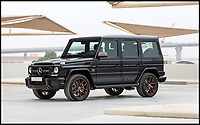 BNPS.co.uk (01202 558833)<br /> Pic: RMSothebys/BNPS<br /> <br /> Monster Merc motor should hit the G-spot...<br /> <br /> A spectacular Mercedes 4x4 dubbed 'the last word in luxury off-road design' has sold for a whopping &pound;245,000<br /> <br /> The 'Final Edition' G65 AMG was built last year with a massive 6 litre V12 engine producing a earth shattering 621 bhp and is one of just 65 examples anywhere in the world.<br /> <br /> It was created to commemorate the end of production of the first-generation G-Wagon, which has become a firm favourite of the rich and famous.