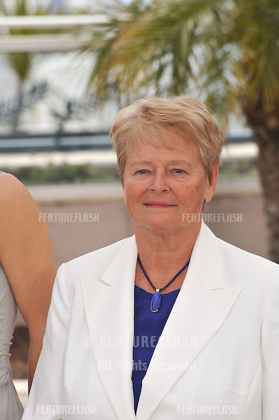 "Former Norwegian prime minister Dr. Gro Bruntland at photocall for ""Countdown to Zero"" at the 63rd Festival de Cannes..May 16, 2010  Cannes, France.Picture: Paul Smith / Featureflash"