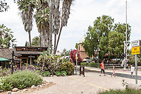 Los Rios historic district, near the Amtrak station in San Juan Capistrano, CA. Images are available for editorial licensing, either directly or through Gallery Stock. Some images are available for commercial licensing. Please contact lisa@lisacorsonphotography.com for more information.