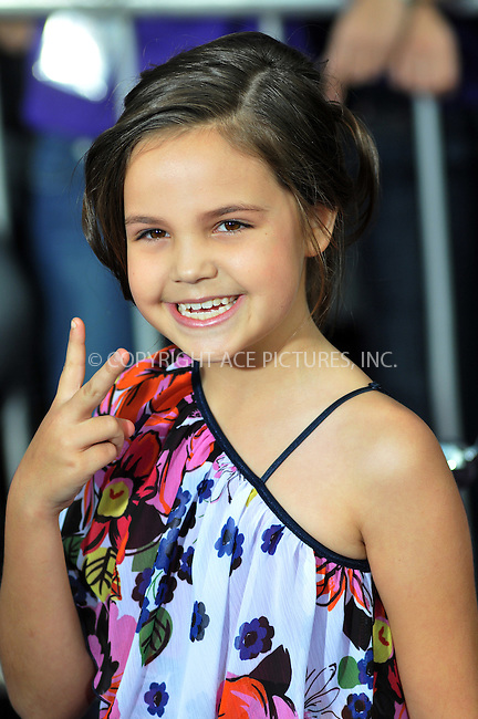 WWW.ACEPIXS.COM . . . . . ....February 24 2009, LA....Actress Bailee Madison at the World Premiere of Walt Disney Pictures' 'Jonas Brothers: The 3D Concert Experience' on February 24, 2009 at the El Capitan Theatre in Hollywood, California.....Please byline: JOE WEST - ACEPIXS.COM....Ace Pictures, Inc:  ..(212) 243-8787 or (646) 679 0430..e-mail: picturedesk@acepixs.com..web: http://www.acepixs.com
