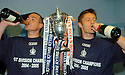 07/05/2005         Copyright Pic : James Stewart.File Name : jspa17_falkirk_v_qots.THE FALKIRK TEAM CELEBRATE LIFTING THE TROPHY.Payments to :.James Stewart Photo Agency 19 Carronlea Drive, Falkirk. FK2 8DN      Vat Reg No. 607 6932 25.Office     : +44 (0)1324 570906     .Mobile   : +44 (0)7721 416997.Fax         : +44 (0)1324 570906.E-mail  :  jim@jspa.co.uk.If you require further information then contact Jim Stewart on any of the numbers above.........A