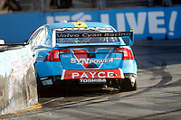 2016 Castrol EDGE Gold Coast 600. Rounds 3 and 4 of the Pirtek Enduro Cup. #33. Scott McLaughlin (NZL) David Wall (AUS). Wilson Security Racing GRM. Volvo S60 .