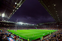 Picture by Alex Whitehead/SWpix.com - 07/10/2017 - Rugby League - Betfred Super League Grand Final - Castleford Tigers v Leeds Rhinos - Old Trafford, Manchester, England - A General View (GV).