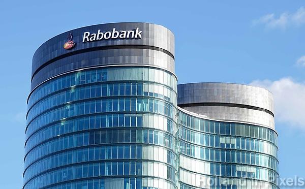 Hoofdkantoor van de Rabobank in Utrecht.