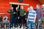 Ballyduff Men's Shed: Pictured at the opening of Ballyduff Men's Shed on Saturday evening last were Bernard Collins, Chairman NEKD, Fr. Brendan Walsh, PP Ballyduff, George Kelly, Chairman Irish Men's Shed Association, Anthony Carroll, Pat Lucid & Thomas O'Sullivan.