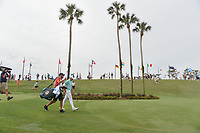 Jordan Spieth (USA) heads down 3 during round 3 of The Players Championship, TPC Sawgrass, at Ponte Vedra, Florida, USA. 5/12/2018.<br /> Picture: Golffile | Ken Murray<br /> <br /> <br /> All photo usage must carry mandatory copyright credit (&copy; Golffile | Ken Murray)
