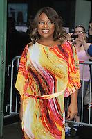 May 15, 2012  Sherri Shepherd at Good Morning America to discuss Dancing with the Stars in New York City. Credit: RW/MediaPunch Inc.