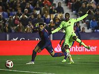 2019.01.10 La Copa Levante UD VS FC Barcelona