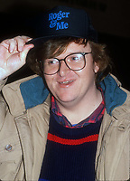 Michael Moore Undated<br /> Photo By John Barrett/PHOTOlink