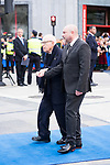 Peter Brook arrives to Teatro Campoamor for Princess of Asturias Awards 2019 in Oviedo. October 18, 2019 (Alterphotos/ Francis Gonzalez)