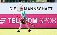 Assistenztrainer Marcus Sorg (Deutschland Germany) - 05.06.2018: Training der Deutschen Nationalmannschaft zur WM-Vorbereitung in der Sportzone Rungg in Eppan/Südtirol