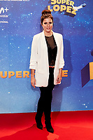 Ruth Armas attends to Super Lopez premiere at Capitol cinema in Madrid, Spain. November 21, 2018. (ALTERPHOTOS/A. Perez Meca) /NortePhoto NORTEPHOTOMEXICO