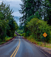 Pacific County , Rural Washington