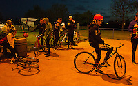 Cycle Speedway - Ipswich CSC Club Championship round - 5th May 2015