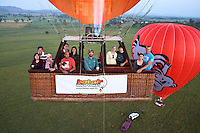 20120312 March 12 Hot Air Balloon Gold Coast