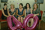 Linda Cruise with friends at her 40th in the d Hotel...Photo NEWSFILE/Jenny Matthews.(Photo credit should read Jenny Matthews/NEWSFILE)....This Picture has been sent you under the condtions enclosed by:.Newsfile Ltd..The Studio,.Millmount Abbey,.Drogheda,.Co Meath..Ireland..Tel: +353(0)41-9871240.Fax: +353(0)41-9871260.GSM: +353(0)86-2500958.email: pictures@newsfile.ie.www.newsfile.ie.FTP: 193.120.102.198.