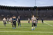- The Harvard University Crimson defeated the US National Team Development Program's Under-18 team 5-2 on Saturday, October 8, 2016, at the Bright-Landry Hockey Center in Boston, Massachusetts.