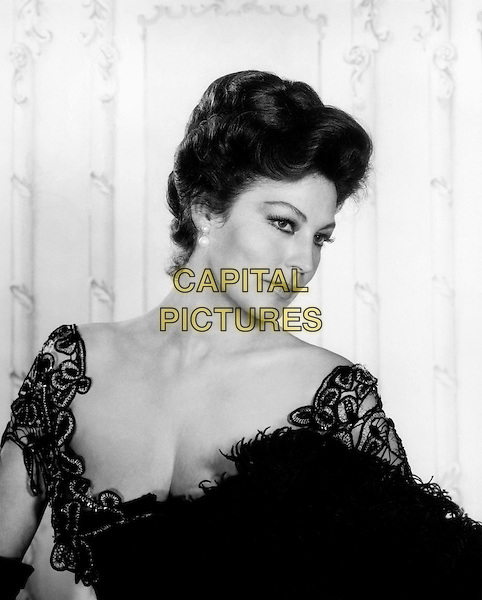 Ava Gardner.in 55 Days at Peking.*Filmstill - Editorial Use Only*.CAP/PLF.Supplied by Capital Pictures.