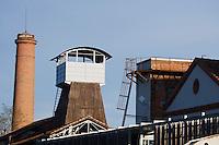 Europe/France/Midi-Pyrénées/81/Tarn/ Cagnac-les- Mines: Sur l'ancien site des mines le musée de  la Mine d'Albi