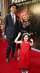 "Anais Mitchell and family attends the Broadway Opening Night Performance of ""Hadestown"" at the Walter Kerr Theatre on April 17, 2019  in New York City."