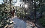 Ride Carson - horseback