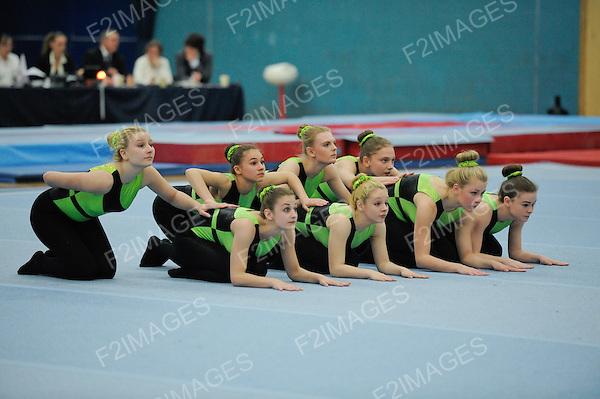 TeamGym British Championships Stoke 25.5.13