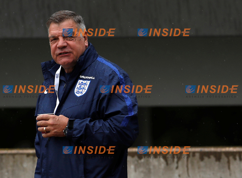 FILE PHOTO -  Britain Football Soccer - England Training - St George's Park - 3/9/16 <br /> England manager Sam Allardyce <br /> Foto Panoramic / Insidefoto <br /> ITALY ONLY