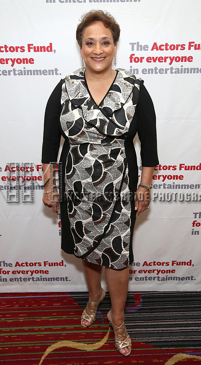 Jo Ann Jenkins attends The Actors Fund Annual Gala at the Marriott Marquis on 5/8//2017 in New York City.